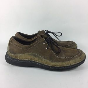 Merrell Oracle Peat Moss Oxford Shoes Mens